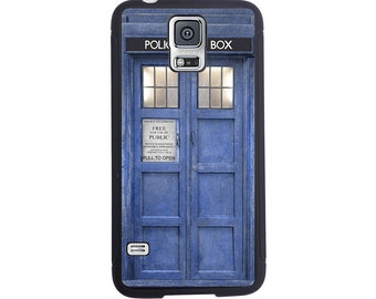 Doctor Who Tardis Case For The Samsung Galaxy S4, S5, S6, S6 Edge, S7 or S7 Edge.