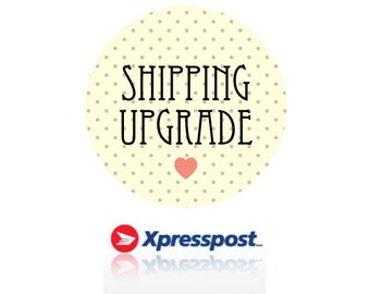 Worldwide - Upgrade to Rush Shipping *4-7 Days*