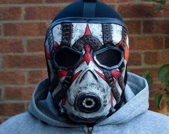 Borderlands Psycho Bandit v.1 Warrior Airsoft Mask - Made to order -