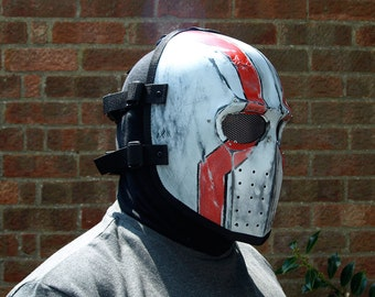 Army of Two v1 - Warrior - Airsoft Costume DJ Cosplay Mask - Made to order -