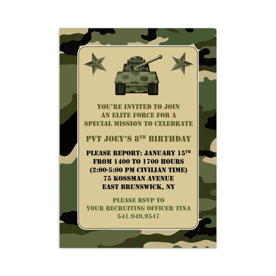 il_570xN.587849493_qy5f printable camouflage invitation template camo invitations,Military Invitation Template