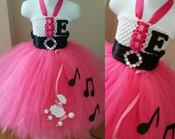 Poodle Tutu Dress