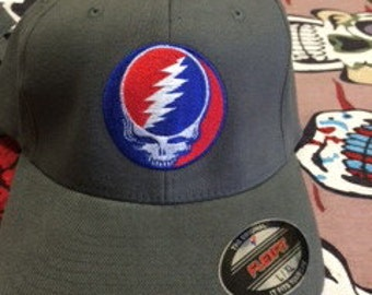 Grateful Dead Steal Your Face flex fit hat