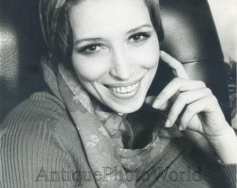 Ballet dancer Natalia Markova vintage photo