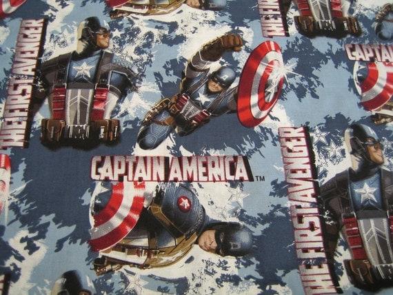 Captain america curtain valance 41 1 2 x 15 in - Captain america curtains ...