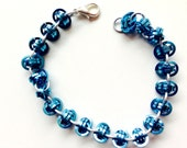 Beautiful light blue brac...