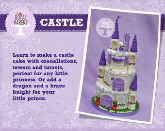 Castle Tutorial by: Royal Bakery
