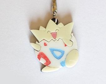 Pokemon Togepi Keychain