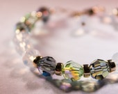 Allow & Receive Therapeutic Sacred Energy Infused Swarovski Crystal Healing Bracelet by Crystal Vibrations Jewelry