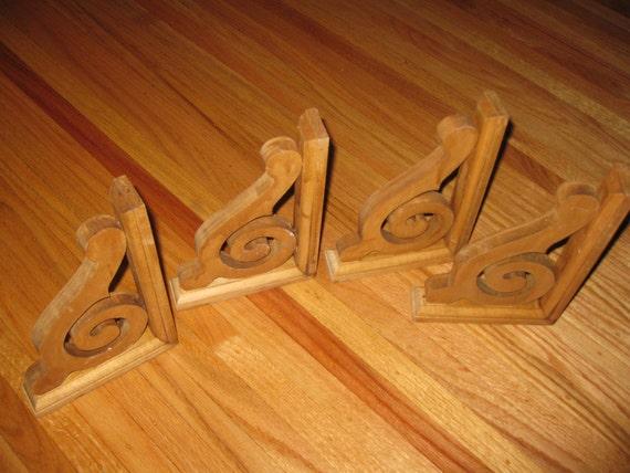 decorative corner brackets wood victorian look gingerbread. Black Bedroom Furniture Sets. Home Design Ideas