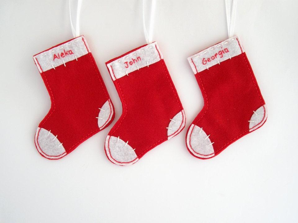 Personalized christmas stockings custom christmas stockings for Custom made christmas stockings