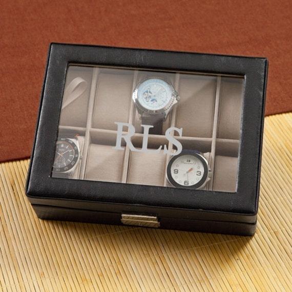 Watch Box Personalized Watch Box