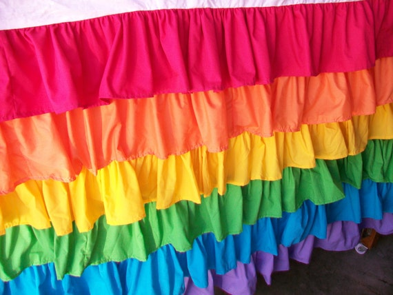Ship Now Rainbow Candy Land My Little Pony By Sewwhatgrandma