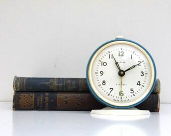 VITYAZ - Soviet Vintage Mechanical Alarm Clock - Made in USSR