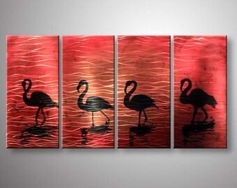 Metal Sculpture Wall Art, Oil Painting , Home decor , Modern Art. Metal Abstract Wall Metal Painting Wall . Original Abstract Wall Art
