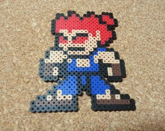 Akuma Bead Sprite | Street Fighter