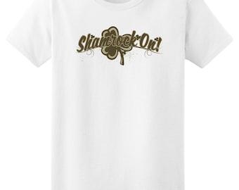 Shamrock On  Ladies T-Shirt 2000L-HS-171