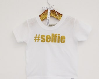 SELFIE Tee By Rocket & Rose