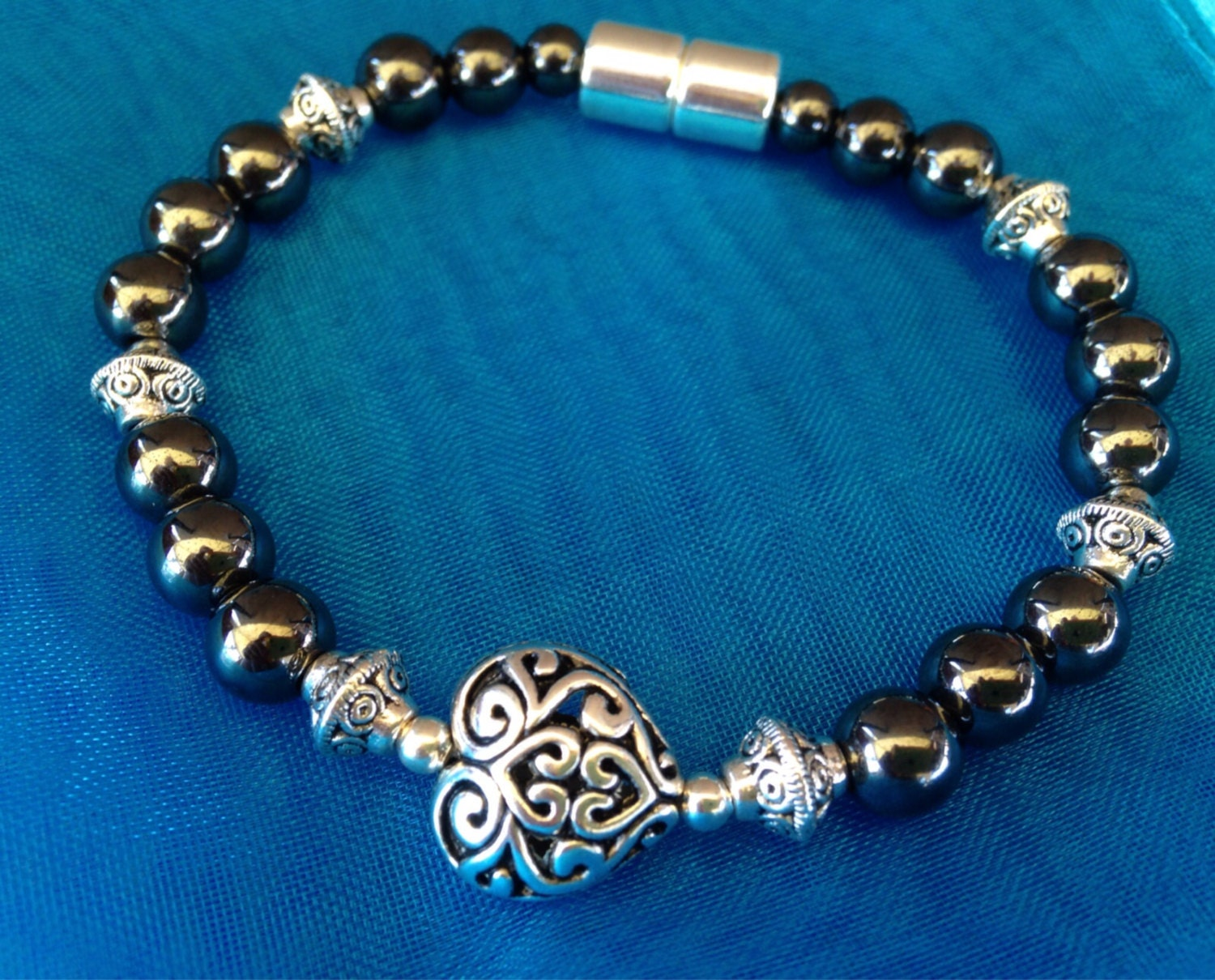 Elegant magnetic bracelet featuring beautiful brightonstyle for How does magnetic jewelry work