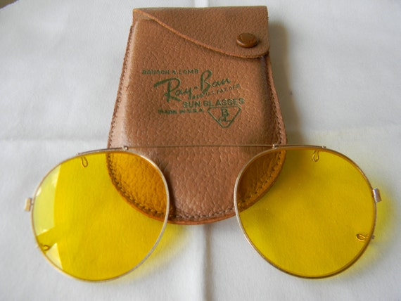 361503c4752 Ray Ban Leathers Bausch Lomb