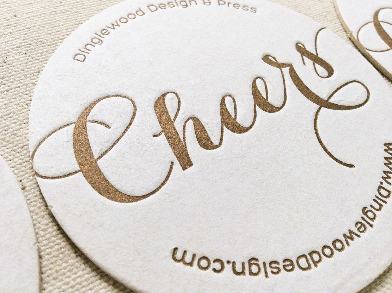 Dinglewood design and press letterpress shop