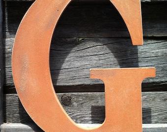 Wooden Letters, Custom Nursery Letters, Children's Room, Hanging Letters