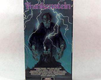 Frankenstein, Horror 1989