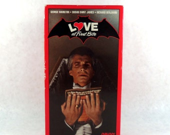 Love At First Bite, Horror/Comedy 1993