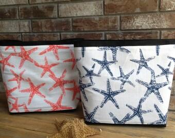 The Perfect Beach Bag Starfish Print