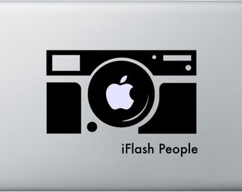Items Similar To Nikon Camera Decal Apple Macbook Pro On