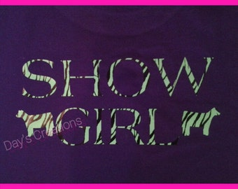 Cow Show Girl hooded sweatshirt - livestock show girl hooded sweatshirt - 4H livestock shower - Show Heifer Sweatshirt - Livestock Shower