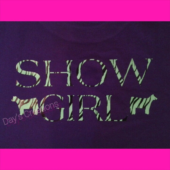 Cow Show Girl t-shirt - livestock show girl shirt - custom heifer t-shirt - cow show girl t-shirt - monogrammed cow t-shirt