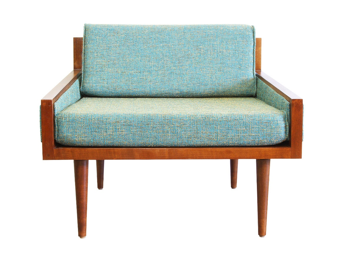 Mid century modern arm chair executive chair for Mid century modern sofas
