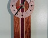 Wooden Pendulum Clock