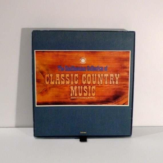 Classic Country Music: A Smithsonian Collection - Wikipedia