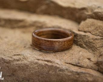 Santos Rosewood Custom Bentwood Wooden Ring