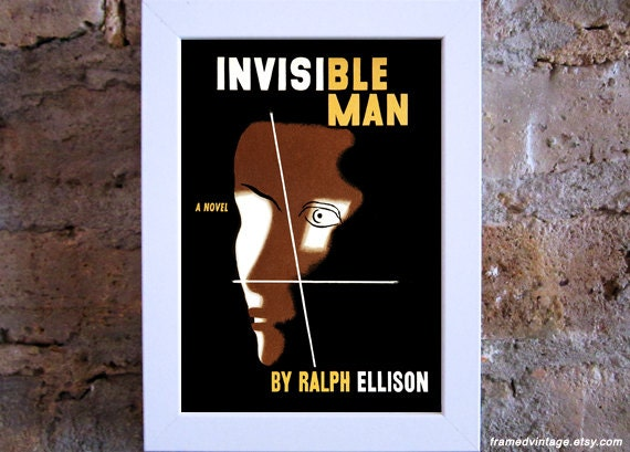 the quest for identity in the novel invisible man by ralph ellison The visual art of invisible man: ellison's portrait his creative perspective that spawned the novel invisible man yet this quest to present exceptionality.