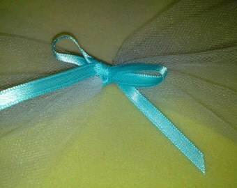 Ribbon & Tulle Bow