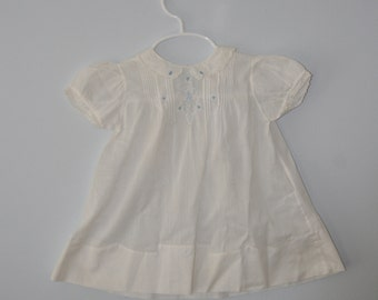 Cotton/Linen Baby Dress