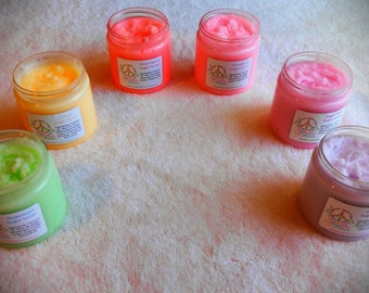 Choose any 3 Body Scrubs