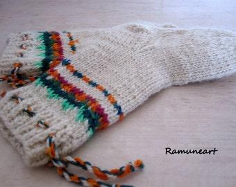 Baby Socks White (12-24 month)