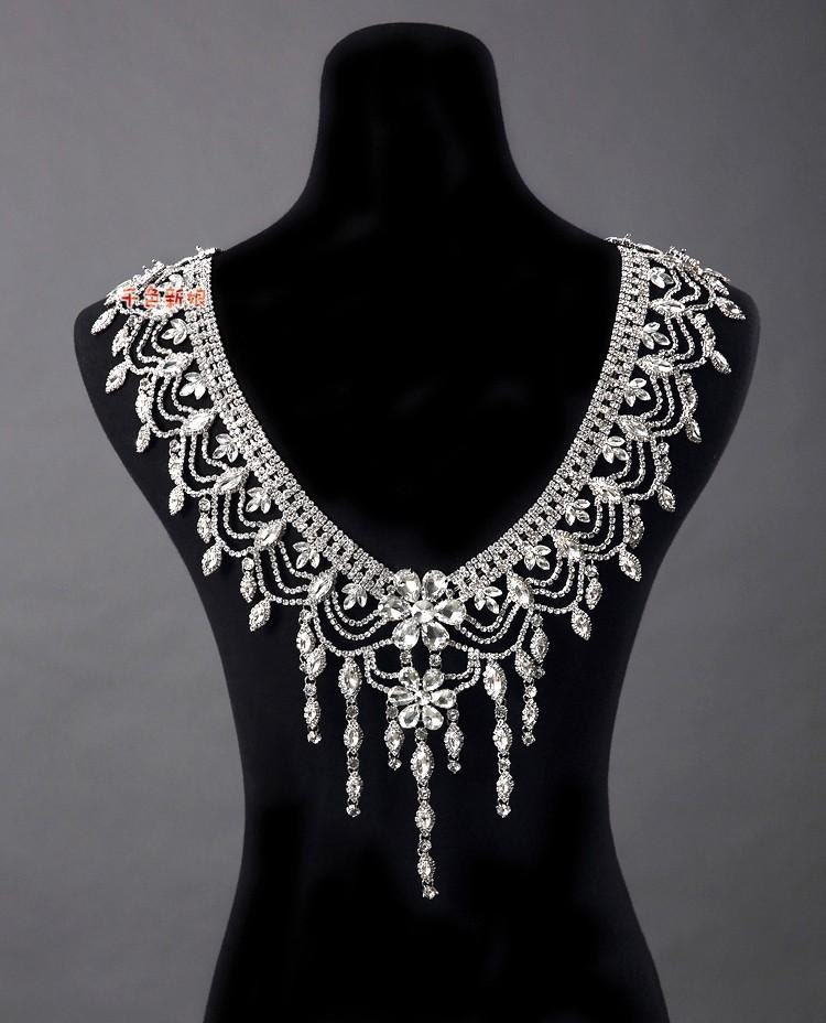 Luxury beautiful crystal rhinestone body jewelry by for Rhinestone body tattoos