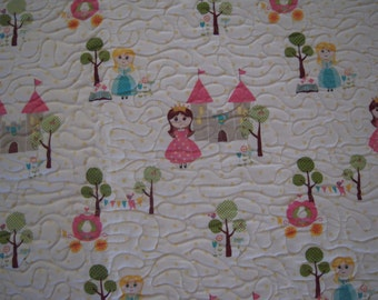 Happily Ever After Princess Quilt