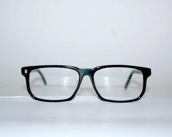 Vintage Eye glasses frames Kansai Yamamoto mod. KY900P K Nerd Hipster Made in Japan.NOS