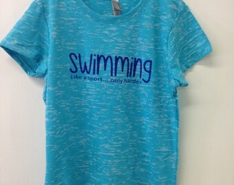 Swimming Like a sport