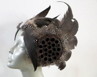 LIstener of Lotuses Headdress