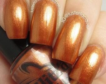 Give a Girl a Bronze- Fall Nail Polish