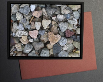 Heart Rocks Note Card 9