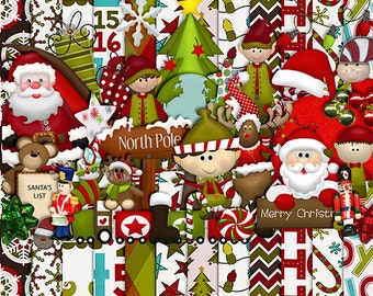 Santa's Workshop Part One