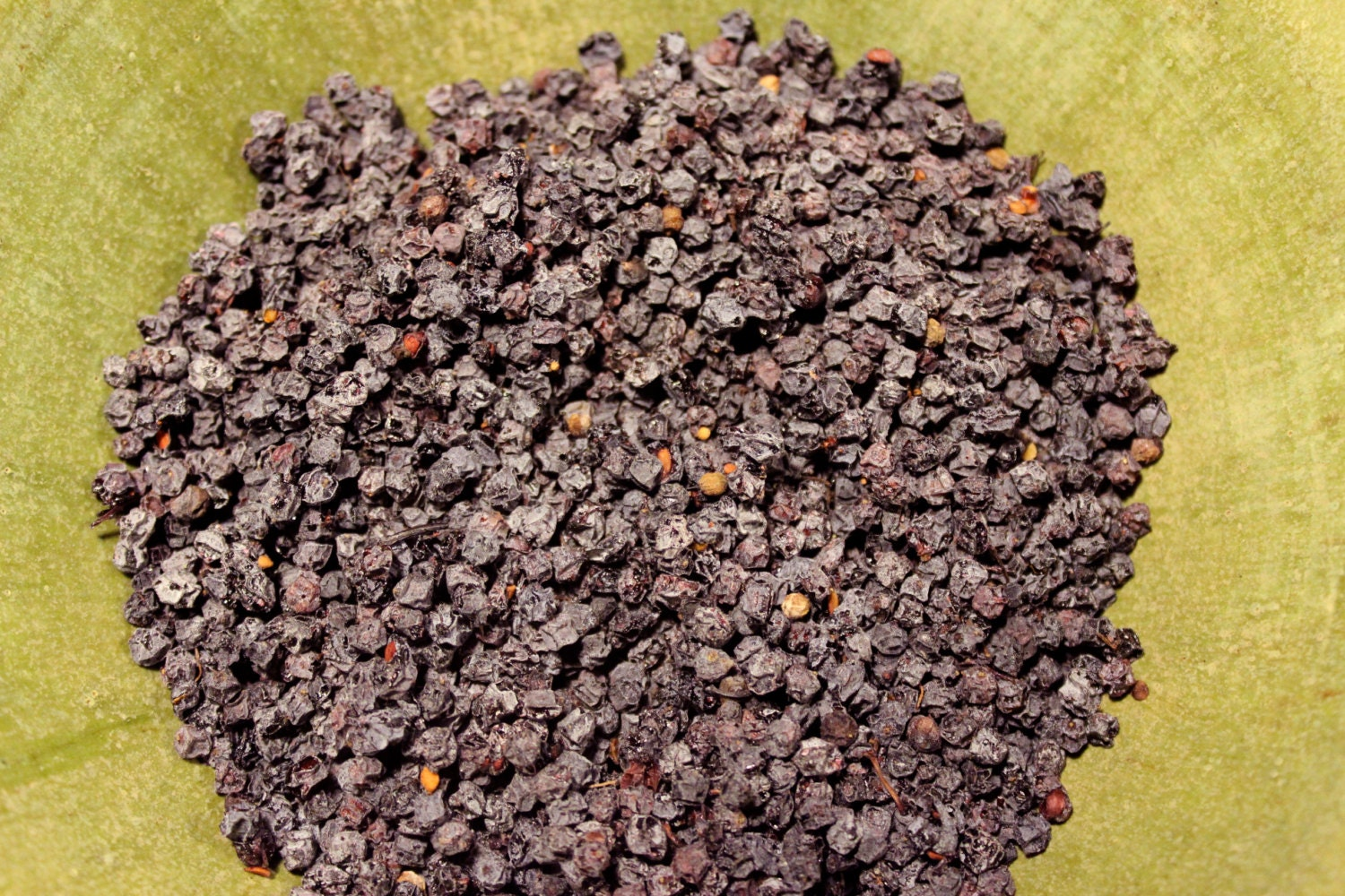 Buy dried elderberries
